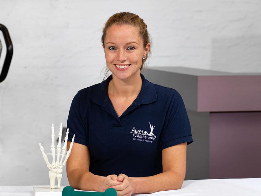 Fysiotherapeut/Handtherapeut