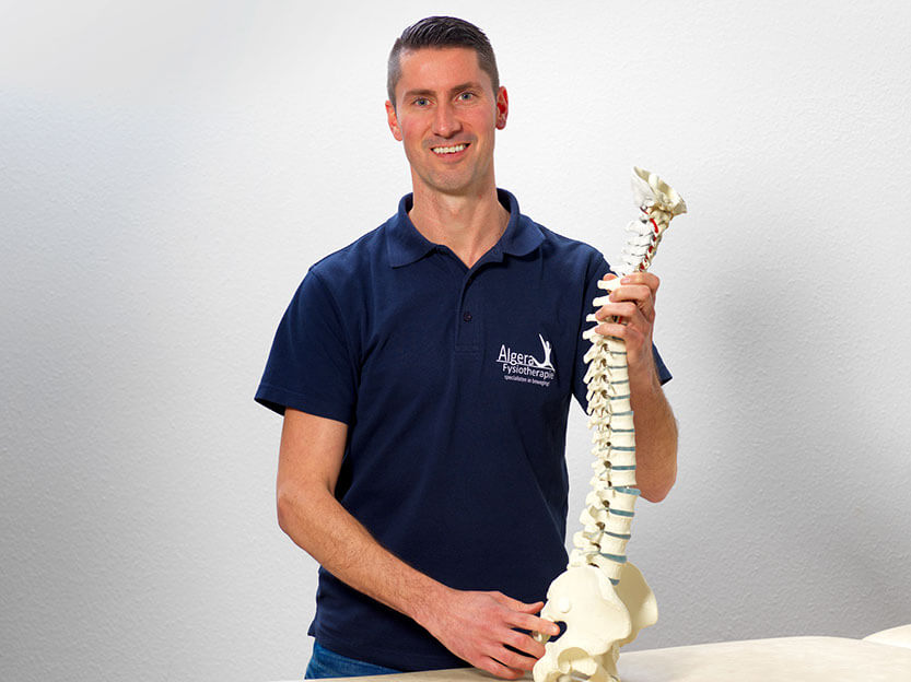 Fysiotherapeut/Manueeltherapeut
