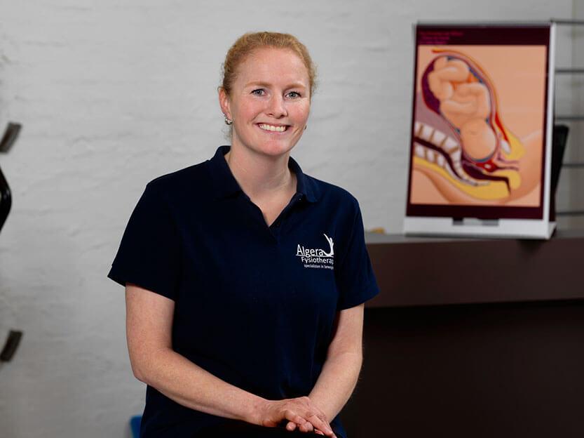 Fysiotherapeut/Oedeemtherapeut